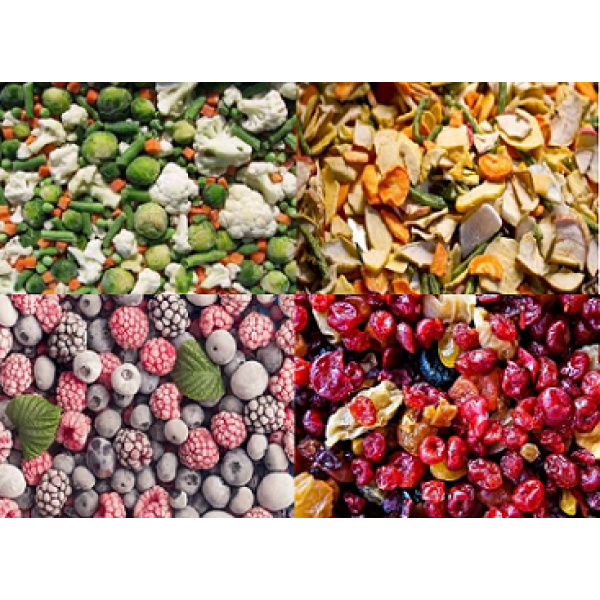 Construction of a plant for the production of frozen and dried berries, fruits and vegetables, investment amount EUR 18.277 million
